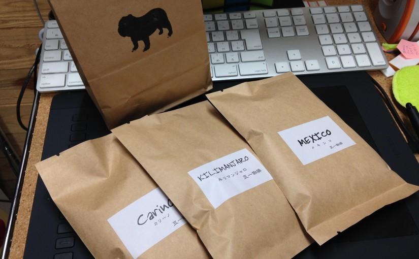 3時のコーヒー[豆一珈琲]